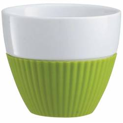 Tea Cups with Silicon